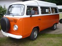 Volkswagen T2 Camper Van 2004 Very Low Mileage
