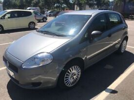 FIAT PUNTO 1.2 2006 / MANUAL / MOT / STARTS N DRIVES / 2 KEYS / SPARES N REPAIR / £565