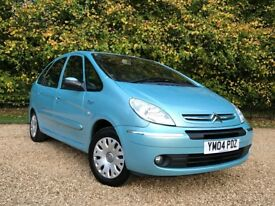 Citroen Picasso 2.0l Diesel, Good MoT , Full history , great runner