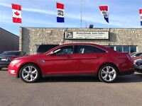 2010 Ford Taurus SHO AWD ECOBOOST  COMES FULLY MECHANICALLY SAFE