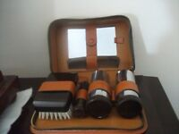 Vintage Man's Grooming Set