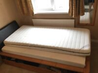 Ikea Single mattress ( mattress only )