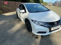 Honda Civic 1.6 diesel new mot road tax 0