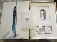 Apple iPad Air 64GB White & Silver New £199 07999021188