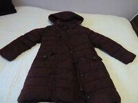 Girl's Coat age 5/6