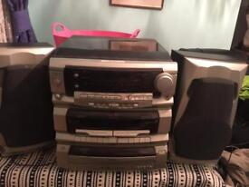 Stereo tape and player untested