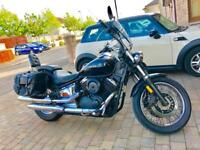 Dragstar 1100 Classic (LOW MILES)