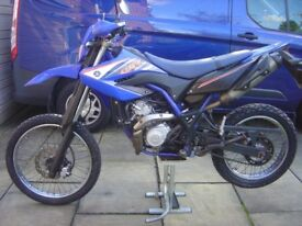 YAMAHA WR 125R 2011 HPI CLEAR ONE FORMER KEEPER