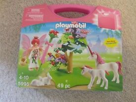 Playmobil 5995 Fairy Carry Case
