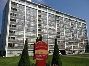 Next to Strathcona Park and the Rideau River- 85 Range Rd -2bdrm