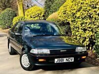 **LTD EDITION+LOW MILES** TOYOTA CARINA II 1.6 MATCHPLAY + 33 TOYOTA MDLR SERVICES + PREV OWNR 1993!