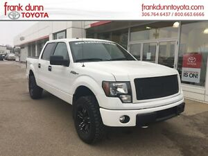 2013 Ford F-150 4WD SuperCrew 145 **$1000 FREE Winter Tire Credi