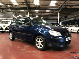 2007/07 VW Polo 1.2 litre 5 door hatch back