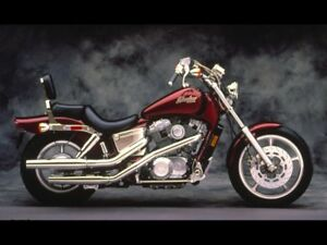 Honda Shadow 1100VT