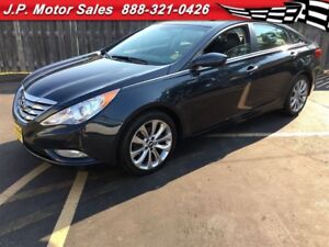 2013 Hyundai Sonata SE, Automatic, Leather, Sunroof