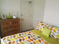 Beautiful Double Room with Ensuite in Professional House Share