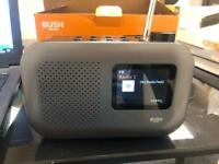 Bush DAB/FM Radio With Colour Display