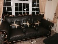 I'm selling my Italian sofas and coffee table