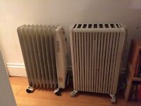 Free electric heaters