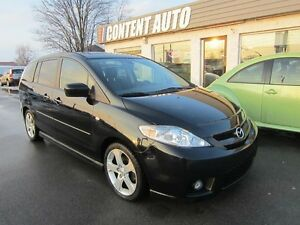 2006 Mazda Mazda5 GT TOIT OUVRANT MAGS financement maison