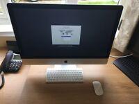 "Apple iMac 27"" 5k Retina Display. Mid 2015 model"