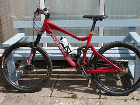 For Sale: Used Giant Mountain Bike Maestro 6.0 {Aluxa 6000 Frame}
