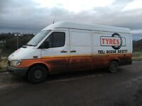 *** mercades sprinter 2006 311 swap px car van ***