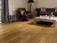 PORCELANOSA Linkfloor Oak Natural Floor Tiles (9 square metres) - CHEAPER THAN TRADE