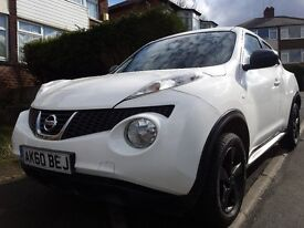 2010 (60 Plate) Nissan Juke ; Cheapest in the UK!!!
