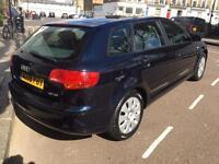 Audi A3, 1.9 TDI, Full service, £30 tax