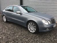 2006 MERCEDES E280 CDI SPORT AUTO 7 SPEED ONLY 48000 WARRANTED MILES EXCEPTIONAL CONDITION