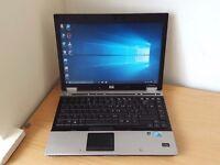 HP Laptop Windows 10 Office 250GB Hard Drive 3GB RAM WIFI