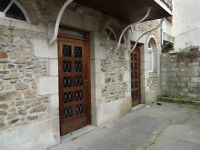 French Townhouse for sale Nr. Alencon France (Pays De La Loire region)