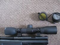 telescopic sight scope ratcatcher XL
