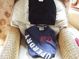Two t/shirts