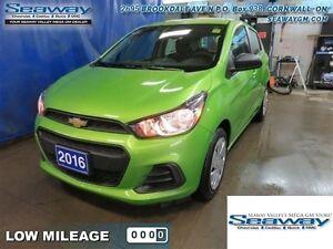 2016 Chevrolet Spark LS  - $68.92 B/W - Low Mileage