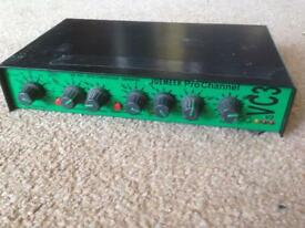 Joe Meek Pro Channel VC3 Opto Compressor Mic Pre Amp