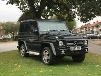 MERCEDES G WAGON G300 R.H.D AUTO PETROL SWB 108K £18,500 PX GL AUDI Q7 S CLASS A8 JAGUAR XJ SWAP NO