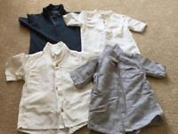 18-24 months Next shirts and Polo Shirt