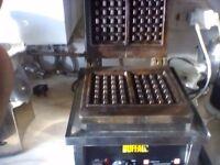 Buffalo gf256 waffle maker