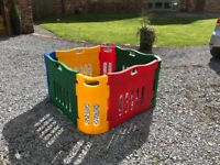 Jolly Kidz Toys versatile playpen for baby and young children