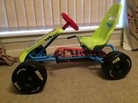 Kids toy story go cart