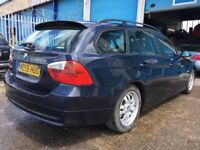 2005 BMW 320D DIESEL TOURING ESTATE