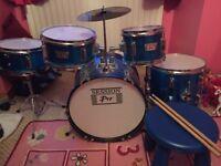 Kids pro session 5 piece drum kit