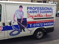 PROFESSIONAL CARPET &UPHOLSTERY CLEANING SERVICES