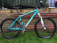 "Kinesis XC130 Mountain Bike, Medium size, 26"" Wheels"