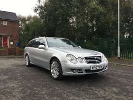 Mercedes E Class SPORT FSH,4 NEW TIRES, NEW SHOCKABSORBER, NEW COIL SPRINGS