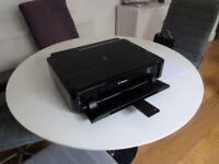 Printer, Wireless Canon Pixma IP7250, Direct Disc Print, Mobile Printing