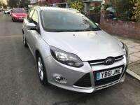 2012 Ford Focus 1.6 Zetec Ecotec Estate. Fresh 1 year MOT and 1 year PCO.