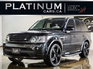 2010 Land Rover Range Rover Sport SUPERCHARGED, NAVI,